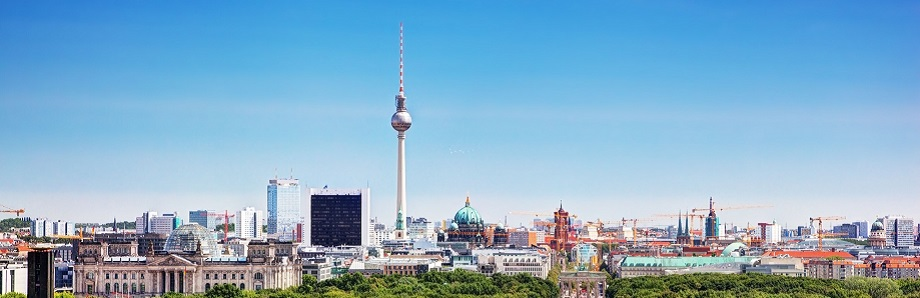 teambuilding events in frankfurt - skyline berlin